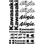 Kawasaki ZX-6R Ninja Stickers Car Motorbike Vinyl Decals